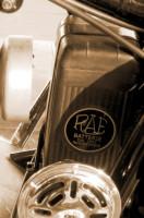Batterie RAE per moto d'epoca